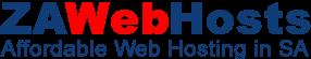 ZAWebHosts cc logo